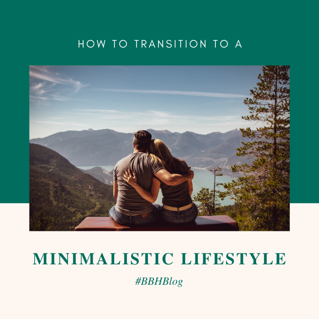 Embracing a Lifestyle of Minimalism banner