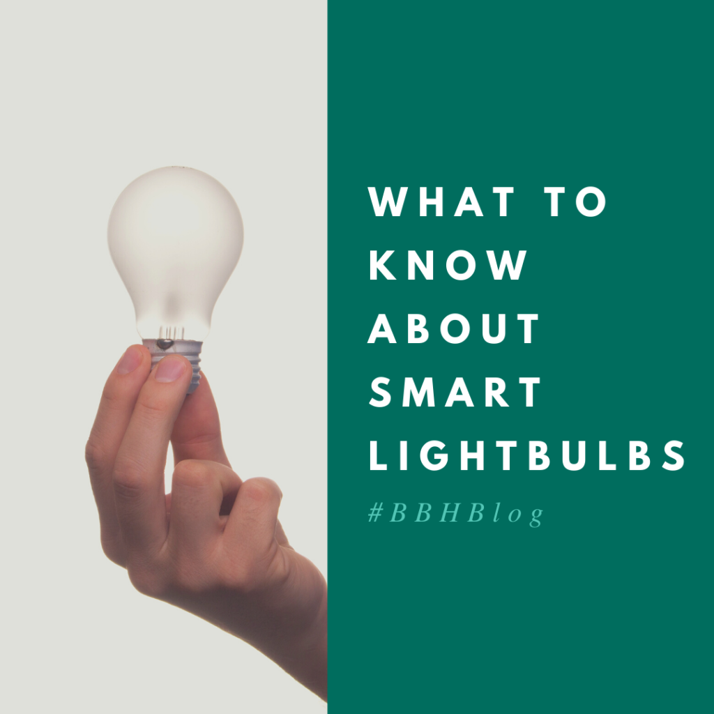 What to Know About Smart Lightbulbs banner