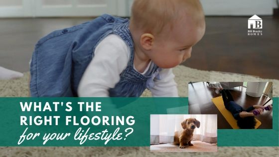 Whats the right flooring banner