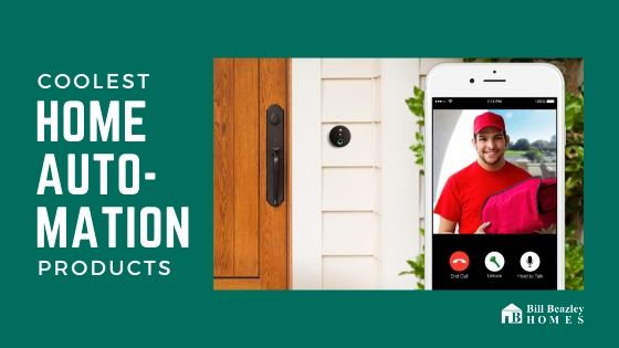 Home automation products banner