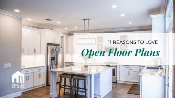 11 reasons to love open floor plans banner