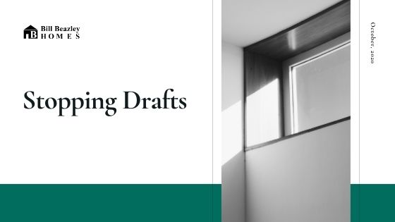 Stopping Drafts banner
