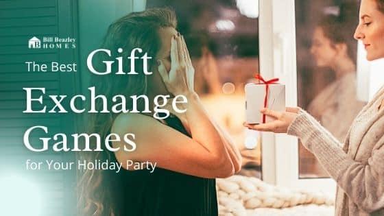Best gift exchange ideas banner
