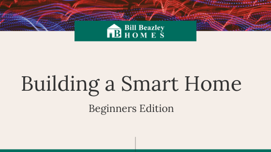 Building a smart home beginners edition banner