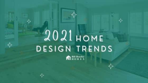 2021 home design trends banner