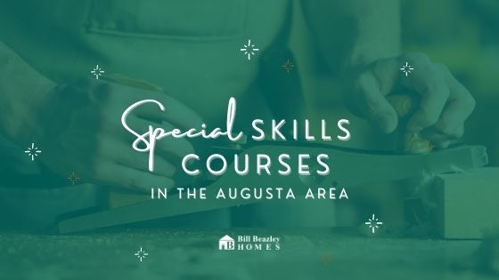 An image of the Special Skills Courses flyer.