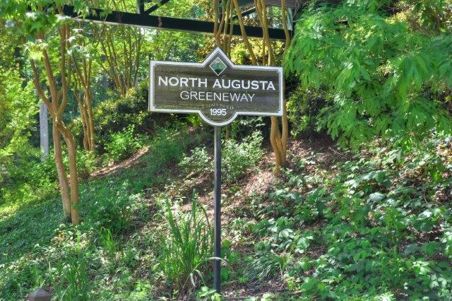 An image of the Greenway Sign.