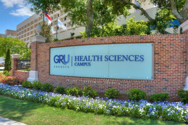 An image of Augusta University's Health Science Campus