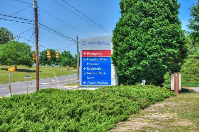 An image of Aiken Regional Hospital.