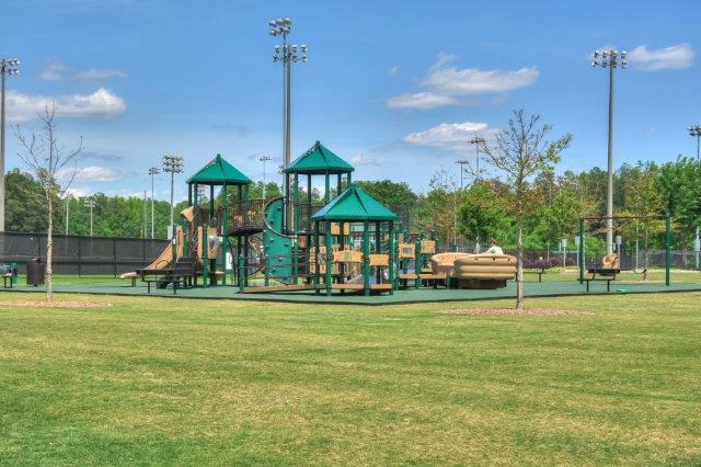 An image of the riverview playgound.