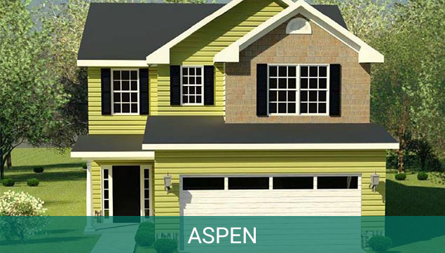 A rendering of Aspen.