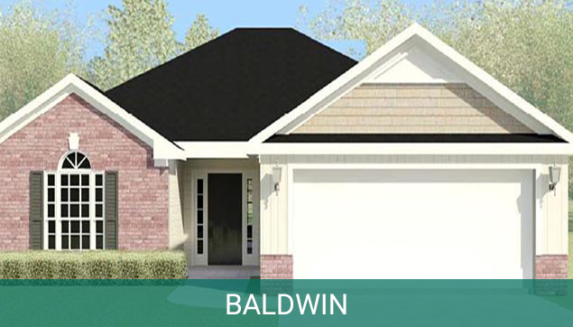 A rendering of Baldwin.