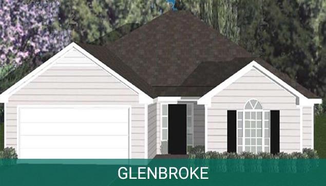 a rendering of Glenbroke.