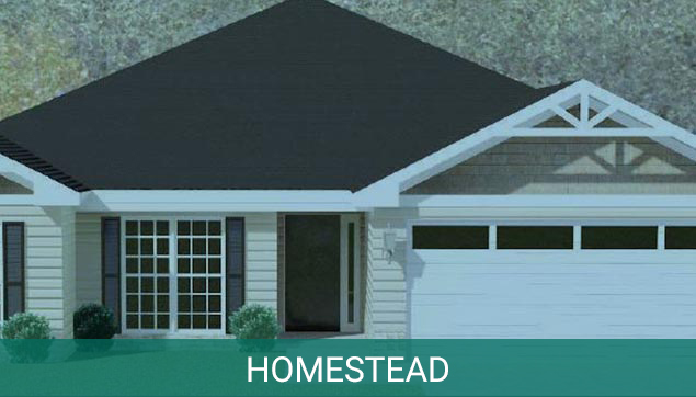 A rendering of Homestead.