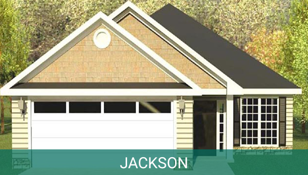 A rendering of Jackson.