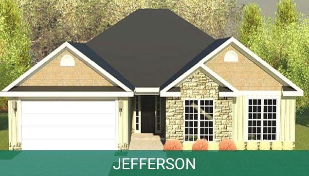 A rendering of Jefferson.