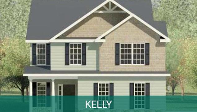 A rendering of Kelly.