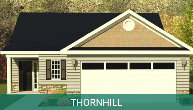 A rendering of Thornhill.