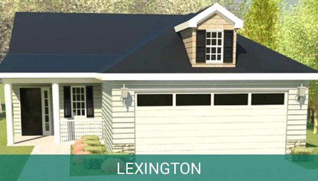 A rendering of Lexington.