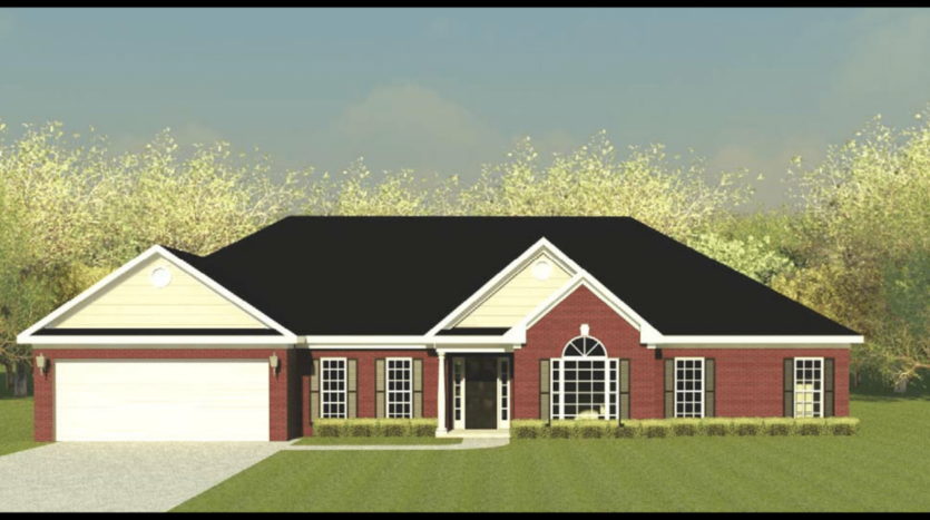 A rendering of Averly Manor 6.