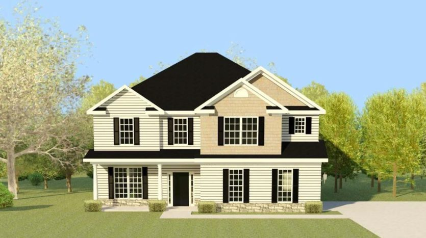 A rendering of Clayton 2.