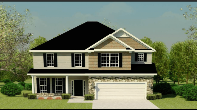 A rendering of Clarkston.