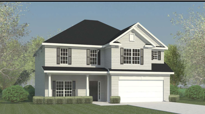 A rendering of Clarksville 4.