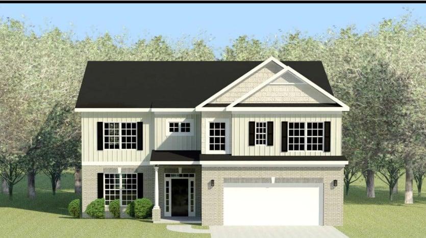 A rendering of Harrisburg 5.