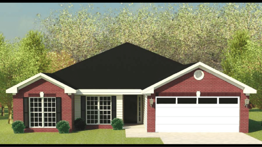 A rendering of Homestead 7.
