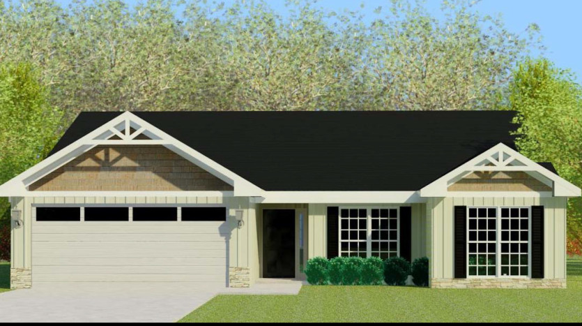 A rendering of Homestead 4.
