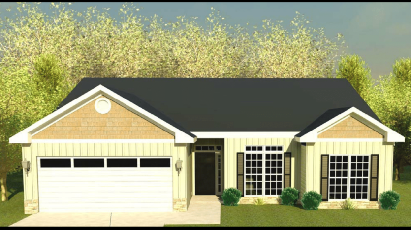 A rendering of Homestead 6.
