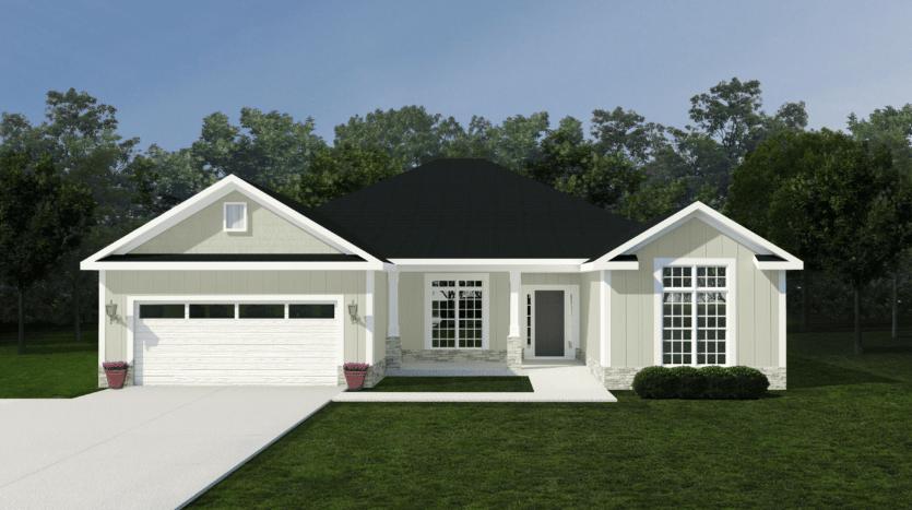 A rendering of Kingston 12.