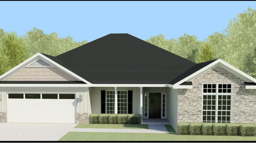A rendering of Kingston 3.