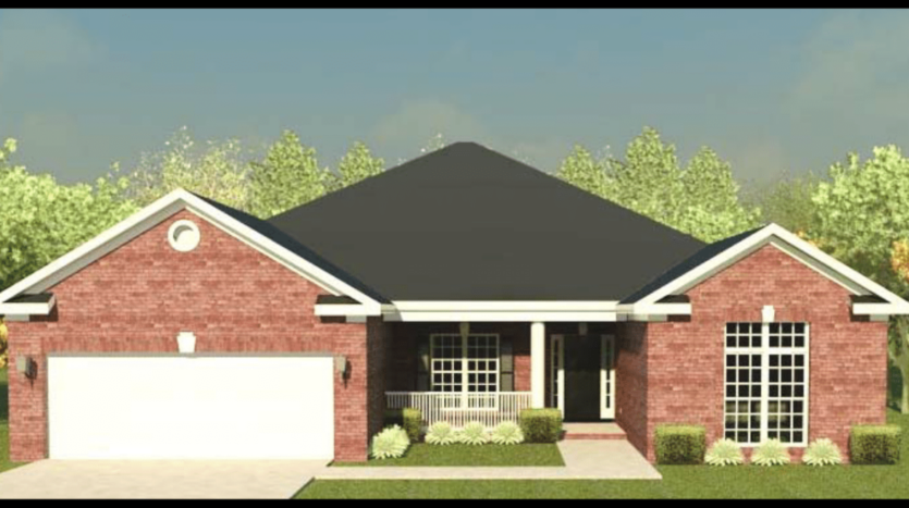 A rendering of Kingston 8.