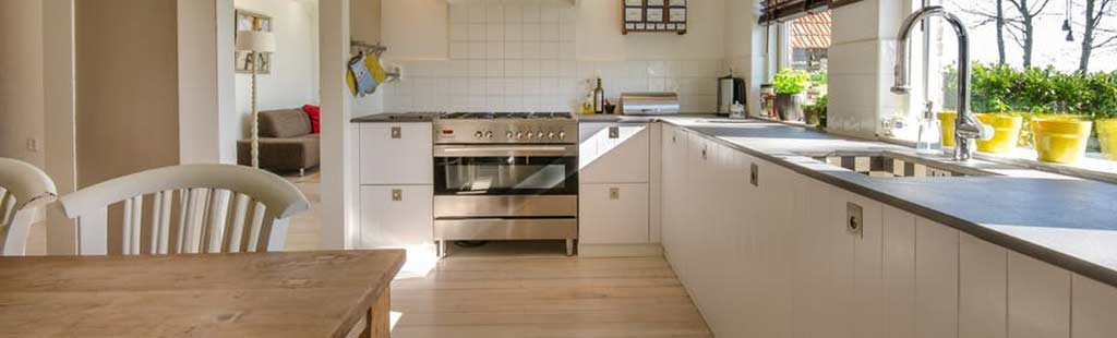 An image of an easy access home kitchen.
