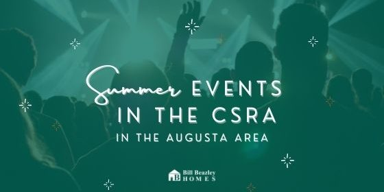 Summer Events in the CSRA